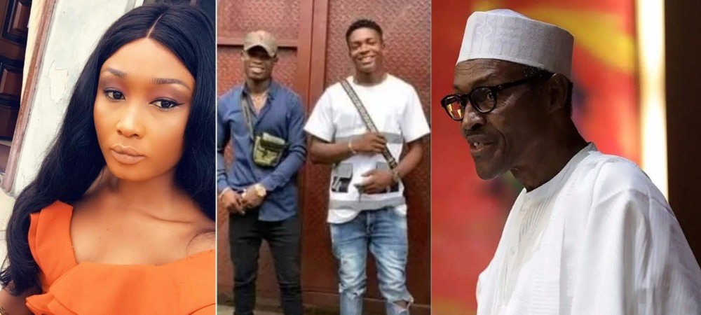 President Buhari Reacts To Killing Of 3 UNIPORT Students By Kidnappers 1