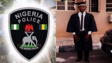 Father Cries For Help As Police Kills His Son Who Is A Final Year Law Student In Enugu 2
