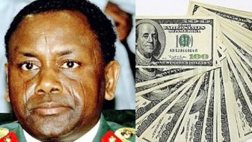 Nigeria Receives $311.7 Million Looted By Abacha From United States 7