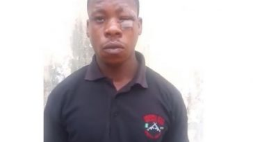 Security Guard Kills 22-Year-Old Man For Refusing To Wear Face Mask In Anambra 3