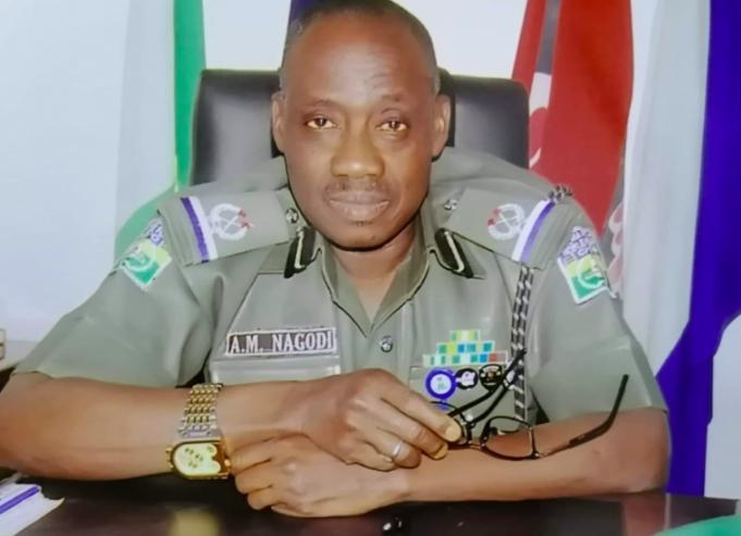 Kano Assistant Police Commisssioner, Atiku Nagodi Dies At His Residence 1
