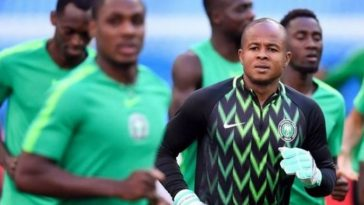 Nigeria's Goalie, Ezenwa Says He Would Love To Join Odion Ighalo At Manchester United 5