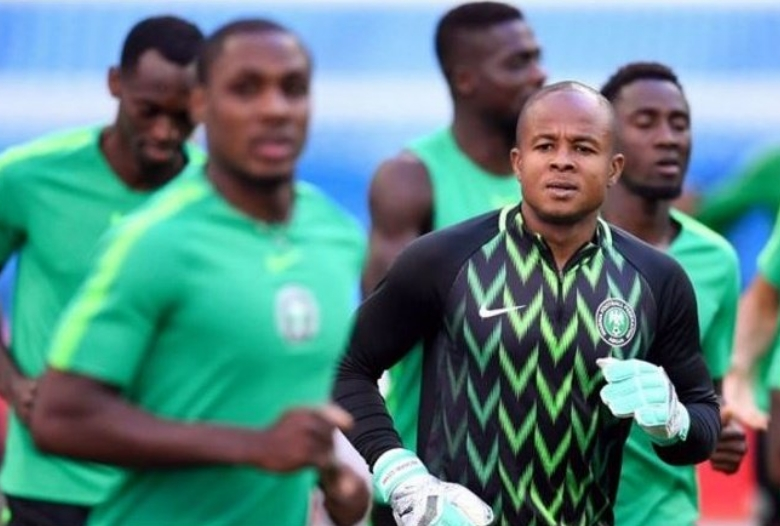 Nigeria's Goalie, Ezenwa Says He Would Love To Join Odion Ighalo At Manchester United 1