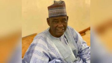 Sokoto Government Announces Death Of Former Governor, Garba Nadama 1