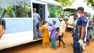 Coronavirus: Drama As Taraba Government Rejects 100 Almajiris From Nasarawa State 1