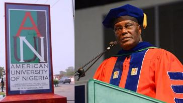 Atiku's University Sacks Over 400 Staff, Three Days After His Media Outfit Sacked 46 Staff 11