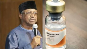 Health Minister, Osagie Ehanire Reveals Drug Used In Treating Coronavirus Patients In Nigeria 9