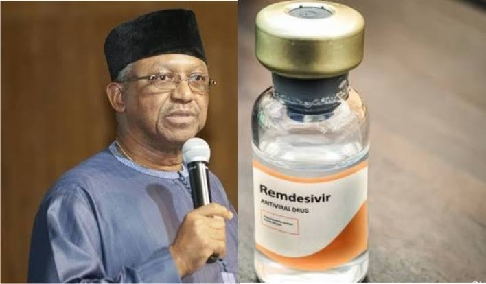 Health Minister, Osagie Ehanire Reveals Drug Used In Treating Coronavirus Patients In Nigeria 1