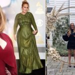 Fans Stunned By Adele's New Dramatic Weight Loss Photo To Mark Her 32nd Birthday 28