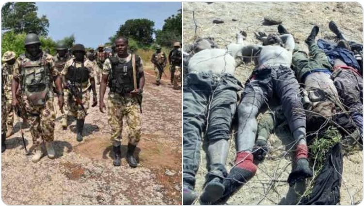 Nigerian Army Kills 134 Boko Haram And ISWAP Terrorists, Arrests 16 Informants In Borno State 1