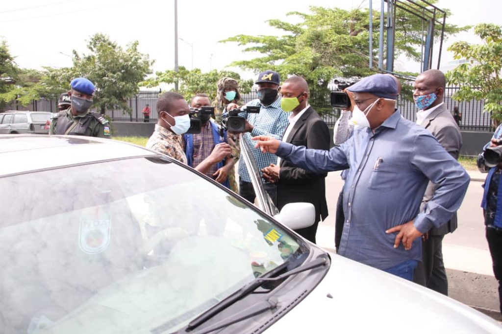 COVID-19: Governor Wike Auctions Over 20 Vehicles Seized For Violating Lockdown Orders In Rivers 1