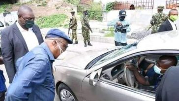 COVID-19: Governor Wike Auctions Over 20 Vehicles Seized For Violating Lockdown Orders In Rivers 5
