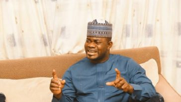 "COVID-19: ""Go Into Isolation Or Leave Kogi Immediately"" - Gov Yahaya Bello Tells NCDC Officials 8"