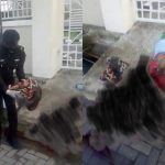 Nigerian Police Rescues Homeless Mother Of Four Who Gave Birth On Lagos Road [Photos] 28