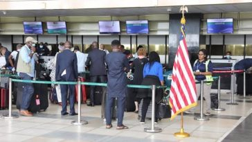 Coronavirus: 160 Nigerians Evacuated From United States Arrives Abuja 5
