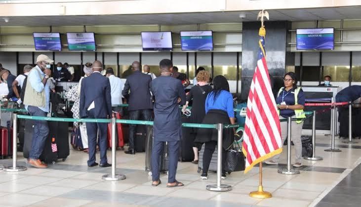 Coronavirus: 160 Nigerians Evacuated From United States Arrives Abuja 1