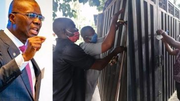 Governor Sanwo-Olu Shutdown Hotel, Night Club For Violating COVID-19 Guidelines In Lagos 5