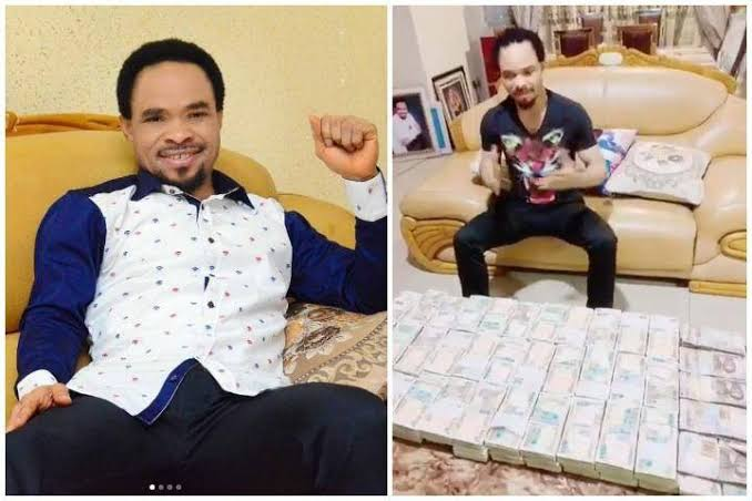 Nigerian Human Rights Demand Arrest Of Prophet Odumeje Over Abuse Of National Currency 1