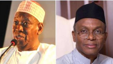 """Stop Making Noise"" - Ganduje Knock El-Rufai For Politicizing Evaluation Of Almajiris 2"