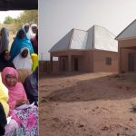 Kebbi Governor's Wife Builds N12 Million House For 60-Year-Old Blind Man [Photos] 26