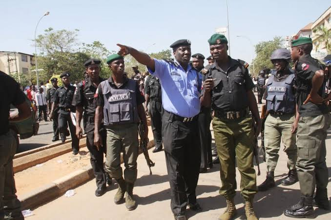 Police Arrest Officer As Residents Protest Alleged Killing Of 52-Year-Old Man In Abuja Community 1