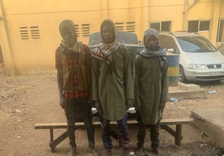 Another Terrorist Group Surfaces In Northern Nigeria, Says They Were Recruited And Trained In Mosques 1