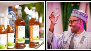 COVID-19: Buhari Didn't Ask Madagascar For Herbal Cure, They Gave Us Freely - Nigerian Govt 5