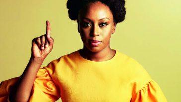 """I Don't Represent Nigeria, I'm An Ambassador Of Myself"" - Chimamanda Adichie 5"