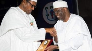 Professor Agboola Gambari Appointed As New Chief Of Staff To President Buhari 3