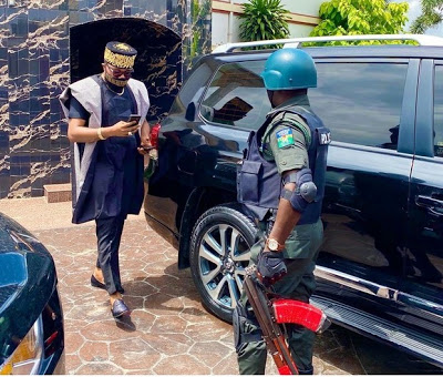 Inspector General of Police Withdraws E-Money's Police Escorts, Order Probe Of His Flamboyant Lifestyle 2