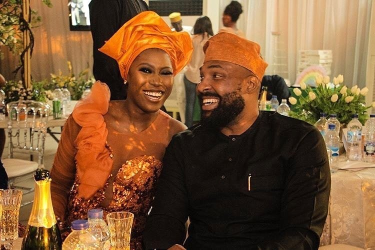 South African TV girl Vimbai Mutinhiri weds Dru Ekpenyong via colourful zoom wedding 1