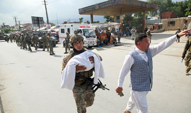 Gunmen Attacks Hospital In Afghanistan, Kills 14 People Including Nurses, Mothers, New Born Babies 4