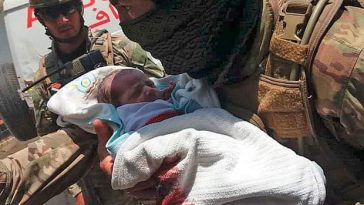 Gunmen Attacks Hospital In Afghanistan, Kills 14 People Including Nurses, Mothers, New Born Babies 4