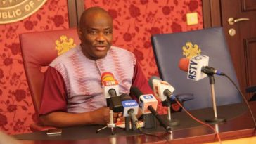 RIVERS: Governor Wike Orders Construction Of Primary School On Demolished Hotel Ground 5