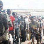 Police Arrests Nine IPOB Members For Gun Snatching In Delta, Recovers 13 Stolen AK-47 Rifles 27