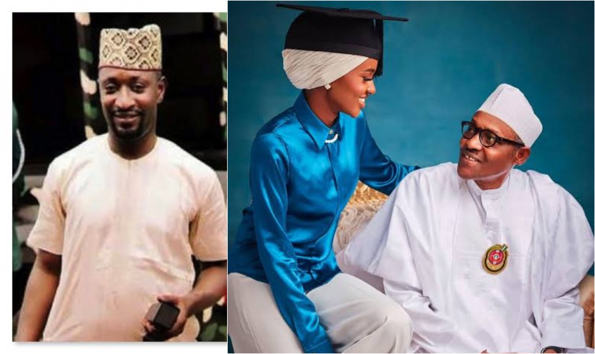 Court Awards N10 Million To Man Detained For Using Former SIM Card Of Buhari's Daughter 1