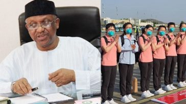 We Don't Know The Whereabouts Of 15 Chinese Doctors Who Visited The Country - Nigerian Govt 8