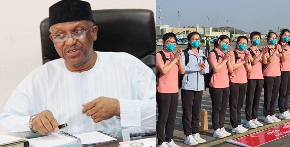 We Don't Know The Whereabouts Of 15 Chinese Doctors Who Visited The Country - Nigerian Govt 1