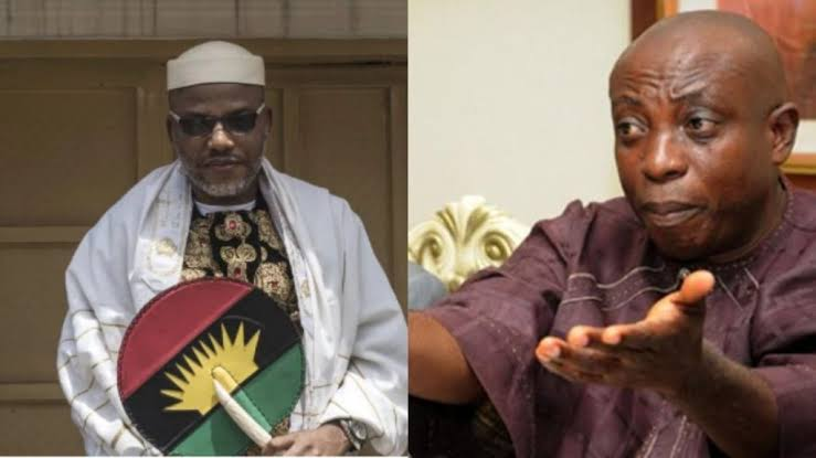 Nnamdi Kanu Should Return Home And Fight for Biafra, Rather Than Hiding Abroad – MASSOB 1
