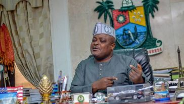 Lagos Speaker, Mudashiru Obasa Fraudulently Approves N258m For Printing Of Invitation Cards 3