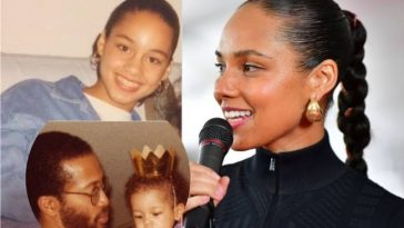 Alicia Keys Shares Heartbreaking Letter She Wrote To Her Absentee Father At Age Of 14 [Video] 1