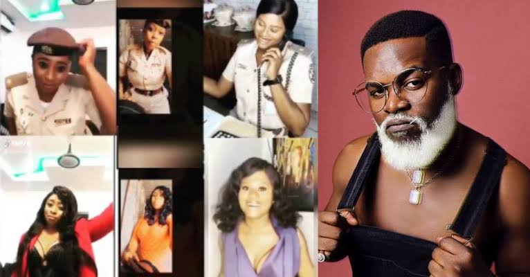 Nigerian Immigration Suspends Redeployment Of 'Bop Daddy' Female Officers After Falz' Intervention 1