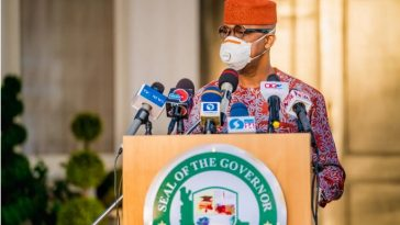 COVID-19: Ogun Extends Lockdown By One Week, Blames Residents Refusing To Obey Directives 9