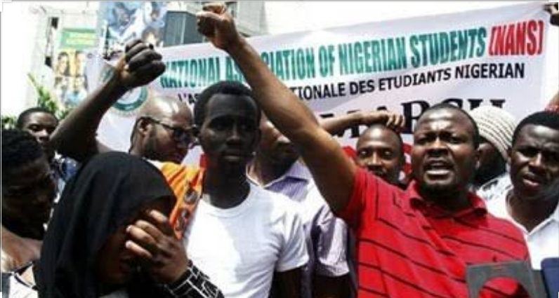 COVID-19: Nigerian Students Vows To Protest FG's Plan To Feed School Children At Home 1