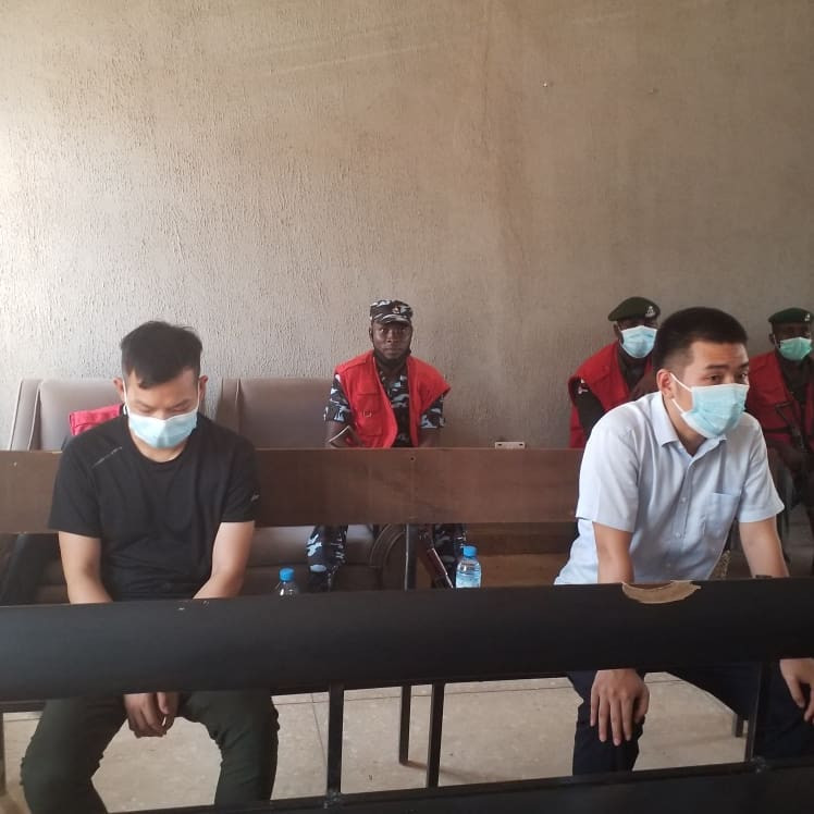 EFCC Arraigns Two Chinese Men Who Offered N100 Million Bribe To Its Official In Sokoto [Photos] 1