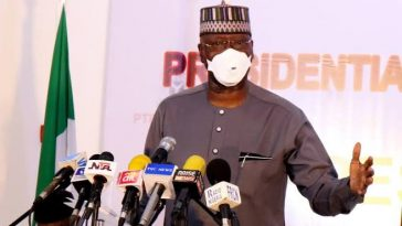 COVID-19 Vaccination Certificate Will Soon Become Travel Requirement - Boss Mustapha 8