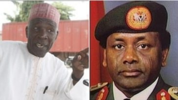 Abacha Stashed Billions Of Dollars Abroad To Save Nigeria From US Sanction - Buba Galadima 6