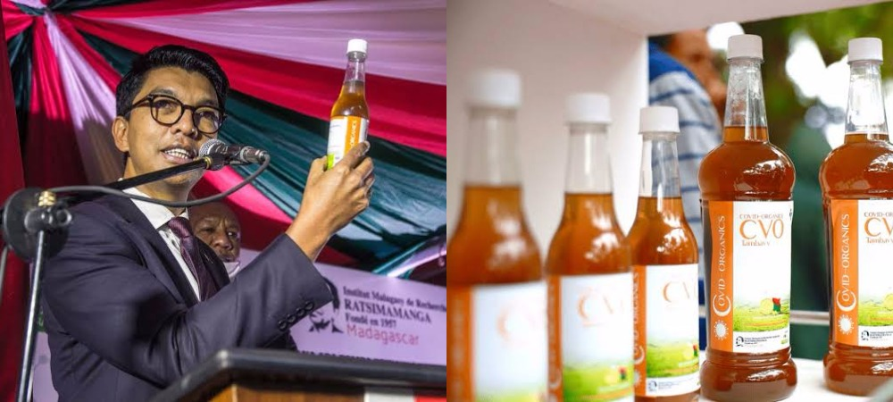 WHO Offered Us $20 Million Bribe To Poison Covid-19 Organic Cure - Madagascar President [Video] 1
