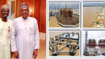 Nigerians Attack Bashir Ahmed For Saying Second Niger Bridge Is Buhari's 'Gift' To Citizens 2