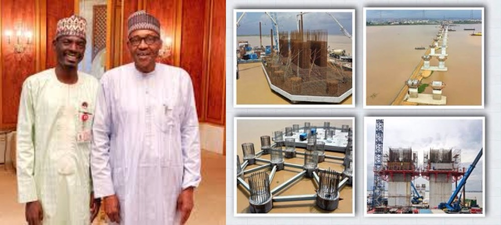 Nigerians Attack Bashir Ahmed For Saying Second Niger Bridge Is Buhari's 'Gift' To Citizens 1